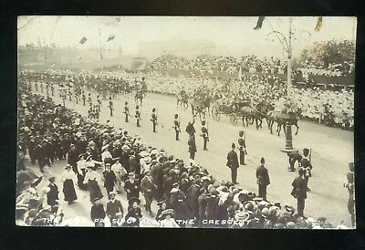 £19.99 • Buy SALFORD  Edward VII's Royal Visit 1905 - Carriage Parade In The Crescent  RP