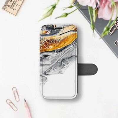 AU39.42 • Buy Marble IPhone X Wallet Case Colorful IPhone 7 8 Plus Flip Cover IPhone 6 6s Skin