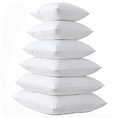 £1.69 • Buy Cushion Pads Inners Fillers Inserts 12  14 16 18 20  22  24  26  28  All Sizes