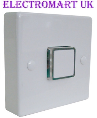 £16.90 • Buy Energy Saving Electronic Time Lag Delay Light Switch 12 Seconds To 12 Minutes