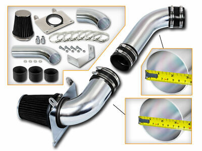 $69.99 • Buy Cold Air Intake Kit + BLACK Filter For 87-88 Ford Mustang GT LX 5.0L V8