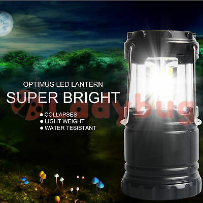 AU18.43 • Buy 2X Protable 30 LED Collapsible Camping Lantern Hiking Tent Outdoor Lamp Light AU