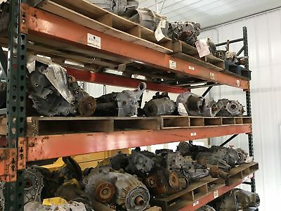 $200 • Buy 2006 Jeep Liberty Front Carrier Differential Assembly 109,828 Miles 3.73