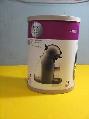 Nescafe Dolce Gusto Krups 120 V Coffee Maker KP100950  Made In USA  • 90$