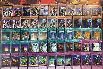 Gravekeeper Deck Descendant Spy Guard Duality Lose 1 Turn Stardust Dragon Yugioh • 42.93£
