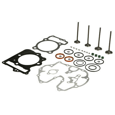 $27.81 • Buy Cylinder Intake Exhaust Valve Kit Fit For Honda Sportrax TRX400EX 2x4 1999-2008