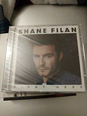 Shane Filan Right Here CD Album New • 4.50£
