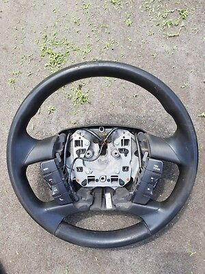 AU150 • Buy Fg Xt Xr6 Xr8 G6 G6e Steering  Wheel With Buttons