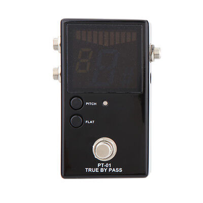 $ CDN29.59 • Buy HOT Pedal Tuner FND Screen Delicate Design For Guitar Stringed Instrument X1P8