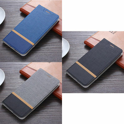AU8.99 • Buy New For Nokia 7.1 / 7 2018 7.1 Plus Flip Case Card Holder Protection Stand Cover