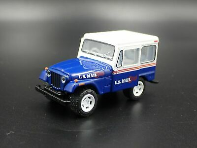 $9.99 • Buy 1971 Jeep Dj-5 Us Mail Postal Carrier 1/64 Scale Collectible Diecast Model Car