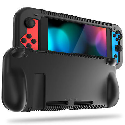 $9.69 • Buy For Nintendo Switch Console Joy-Con Silicone Case Soft Shock Proof Grip Cover
