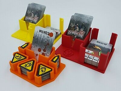 AU42.28 • Buy Zombicide Classic Card Holders - Set Of 3