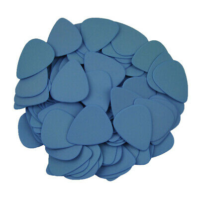 $ CDN16.59 • Buy 100pcs Heavy 1mm 351 Delrin Guitar Picks Plectrums Blue