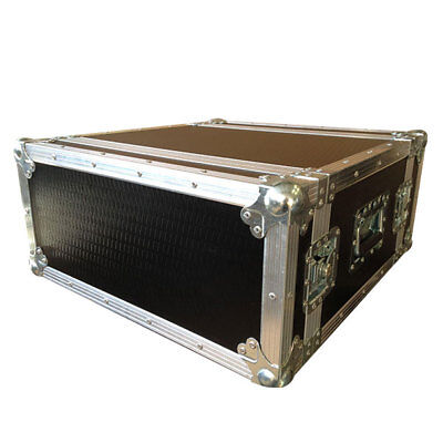 AU344.47 • Buy 4U 500mm Deep Rack Flight Case With Foam Suspended Sleeve | Ultrasonics Cases