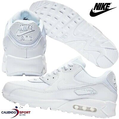 uk availability b1797 2abf3 Scarpa Nike Air Max 90 Essential 537384 111 Bianco Uomo Sport Palestra  Casual • 114.00€