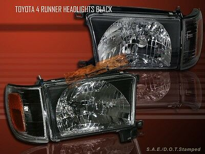 AU184.06 • Buy 1996-1998  Toyota 4 Runner Headlights + Corner