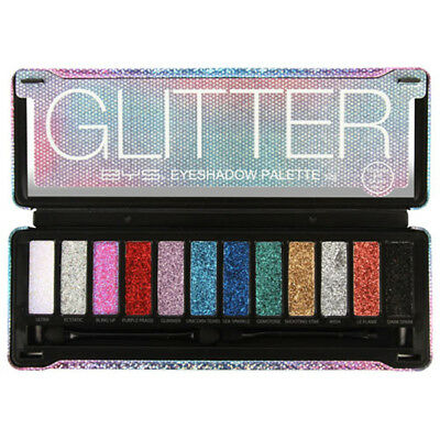 AU19.99 • Buy BYS Glitter Eyeshadow Palette 12 Shades,Naked Natural Eye Shadow - Sealed