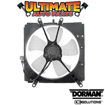 Radiator Cooling Fan /& Motor Assembly for 93-97 Toyota Corolla Prizm
