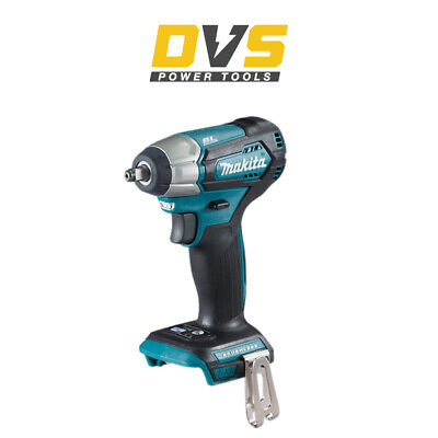 MAKITA DTW180Z 18V LXT 3/8  BRUSHLESS IMPACT WRENCH 180Nm BODY ONLY • 114.95£