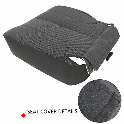$60.99 • Buy For 03-05 Dodge Ram 1500 2500 3500 SLT Driver Side Bottom Cloth Seat Cover
