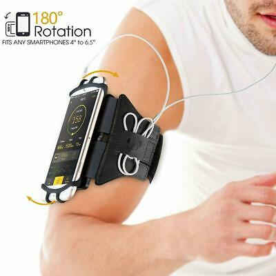 AU22.99 • Buy VUP® Running Jogging Gym Bike Armband Case For IPhone 11 Pro XR XS Max 8 7 Plus