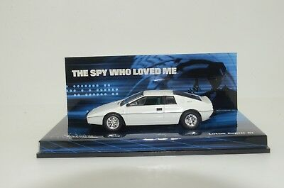$ CDN76.77 • Buy RARE !! Lotus Esprit S1 The Bond Collection Minichamps 135220 1/43