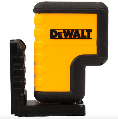 $139.99 • Buy Dewalt Red 3 Spot Laser Level 100 Foot Range Locking Magnetic Leveling Tool New