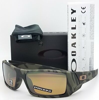 0914227c512 NEW Oakley Gascan Sunglasses Olive Camo Prizm Tungsten Polarized 9014-51  GENUINE • 88.99