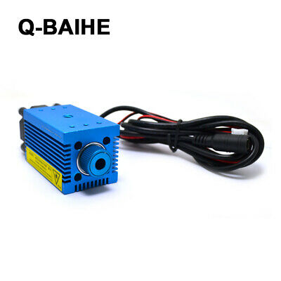 AU81.76 • Buy 450nm 1W 12V Point Laser Blue Violet Adjustable Focus DIY 3D Ddicated Engraving