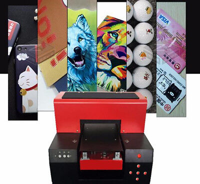 £4016.15 • Buy A3 UV Flatbed Printer Color Printing Of Any Flat Material GOOD
