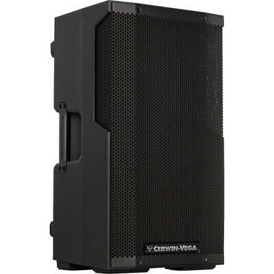 $329 • Buy Cerwin-Vega CVE-10 Bluetooth 10-inch Powered 1000-Watt PA Speaker With DSP