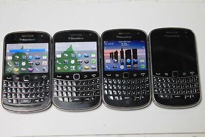 $ CDN200 • Buy Lot Of 4 Blackberry Bold 9900 Phones - Used