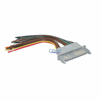 $7.95 • Buy Car Radio Stereo Wiring Harness For 2000-2005 Buick LeSabre Pontiac Bonneville