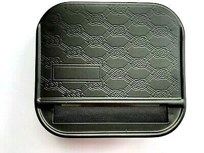 Automatic Rolling Machine Tobacco Case Tin Roller Black High Quality  Blind • 3.65£