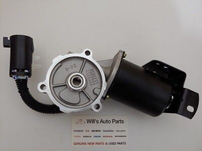 AU495 • Buy Ssangyong Actyon Sports 2010-2011 Genuine Brand New Transfer Case Motor