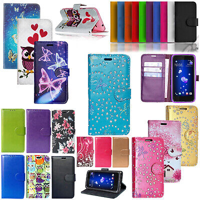 For Huawei P Smart 2019 / Huawei Y9 2019 PU Leather Wallet Flip Stand Case Cover • 3.49£