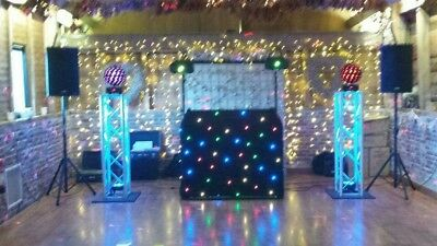Complete Mobile Disco With Fbt Sound System And DJ Booth And Lights • 4,500£