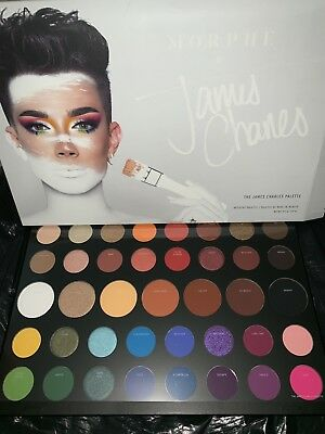 $60 • Buy MORPHE X The James Charles Palette *AUTHENTIC* 2018 NIB Sold Out