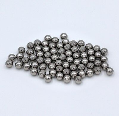 AU5.59 • Buy 7mm AISI 304 Stainless Steel Bearing Balls Grade 100 ( AISI304)
