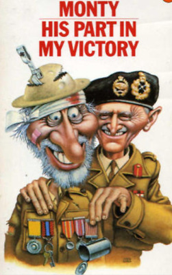 Spike Milligan War Memoirs Volume 3 Monty: His Part In My Victory  MP3 CD  • 3.99£