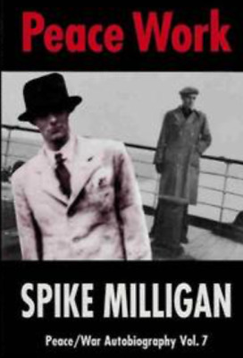 Spike Milligan War Memoirs Volume 7 Peace Work MP3 CD 8 Hours • 3.99£