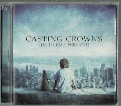 $4.99 • Buy Casting Crowns, Until The Whole World Hears; 11 Track Sealed CD