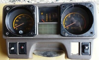 $200 • Buy Mitsubishi Pajero 1983 92 Engine G54b Instrument Panel Cluster Assembly Lhd Used