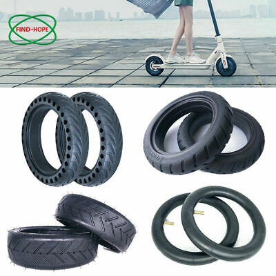 AU6.59 • Buy Tyre Inner Tube 8 1/2x2 Straight Valve For Xiaomi M365 Mijia Electric Scooter