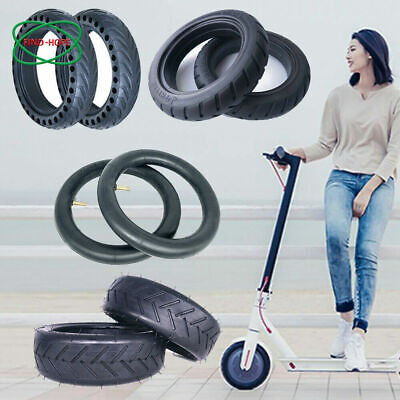 AU13.86 • Buy For Xiaomi Mijia M365 Electric Scooter 8 1/2x2 Solid Outer Tire Wheel Inner Tube