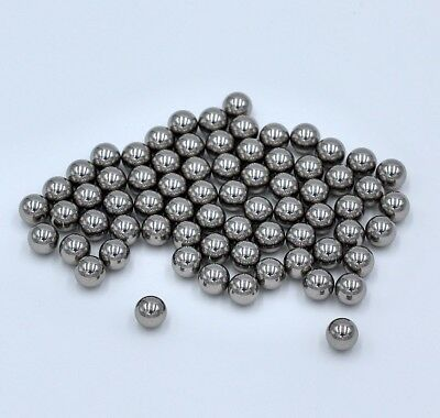 AU5.44 • Buy 7mm AISI 316 Stainless Steel Bearing Balls Grade 100 ( AISI316)