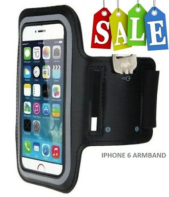 Apple Gym Running Jogging Sports Armband Holder For Mobiles Iphone 6 7 8  • 3.99£
