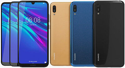 Brand New Huawei Y6  2019 Model Unlock 4g Lte 32gb Smart Phone Android 13mp • 114.89£