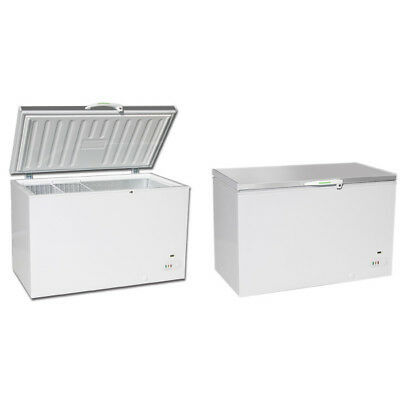 £620 • Buy 570L Commercial Stainless Steel Lid Chest Freezer - Storage Freezer - 1.8M